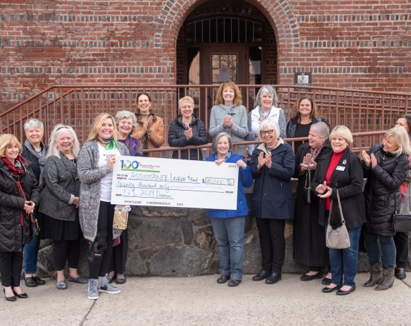$20,300 awarded to the Assistance League of Bend!