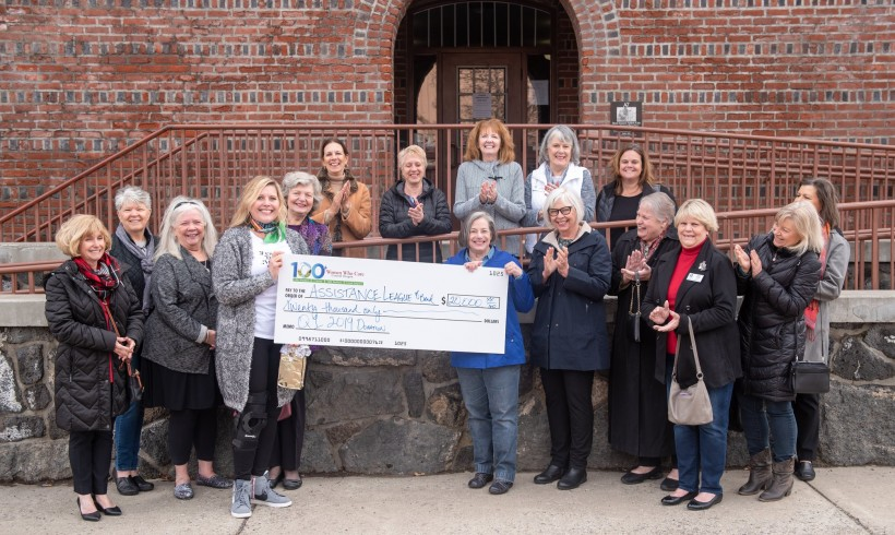 $20,000 awarded to the Assistance League of Bend!