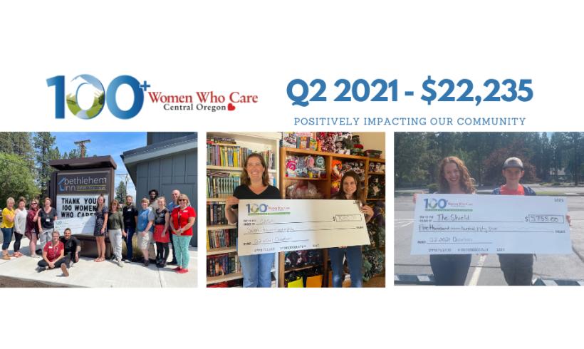 $22,235 donated Q2 2021: Bethlehem Inn, CASA and The Shield